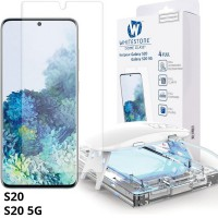 Folie Whitestone Dome Glass Samsung Galaxy S20 Clear