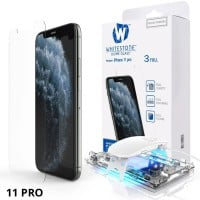 Folie Whitestone Dome Glass iPhone 11 Pro Clear