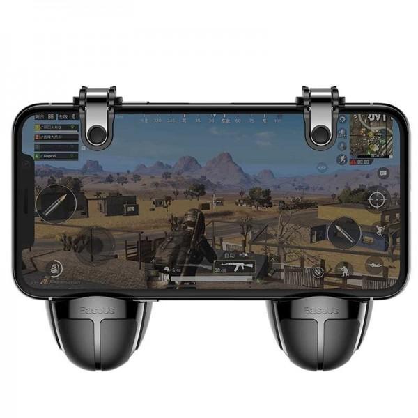 Suporti butoane trigger gaming Baseus Grenade Gamepad (PUBG, Fornite)