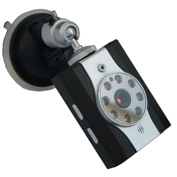 Camera video DVR Auto & Home, IR, Black