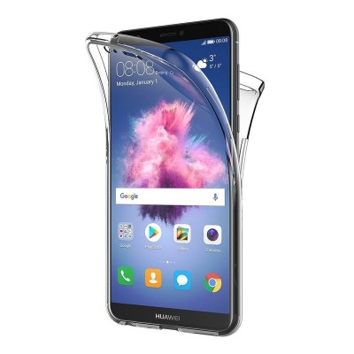Husa 360 silicon fata-spate Huawei P Smart 2019