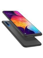 Husa 360 black + folie sticla Samsung Galaxy A30