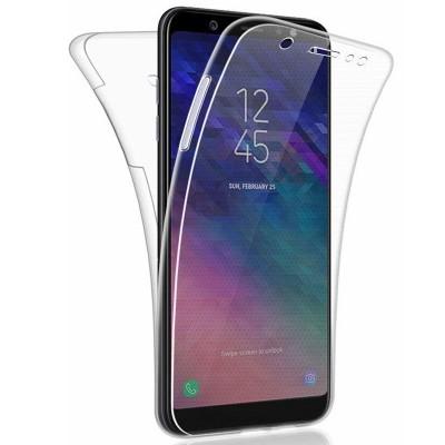 Husa 360 silicon fata-spate Samsung Galaxy J4 Plus