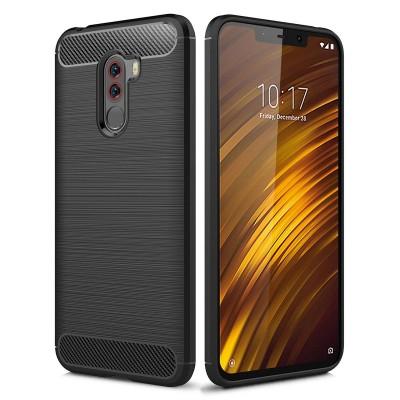 Husa carbon Xiaomi Pocophone F1
