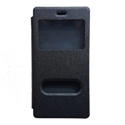 Husa flip cover black Allview A5 Easy
