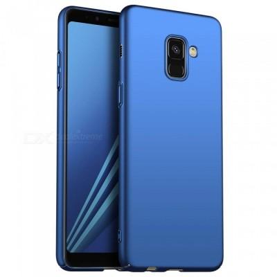 Carcasa spate slim blue Samsung Galaxy A8 2018