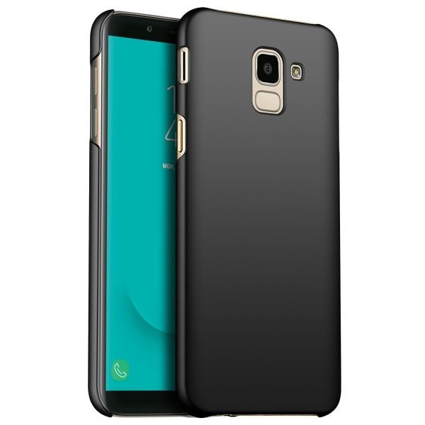 Carcasa spate slim black Samsung Galaxy J6 2018