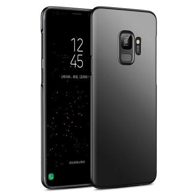 Carcasa spate slim black Samsung Galaxy J6 Plus 2018