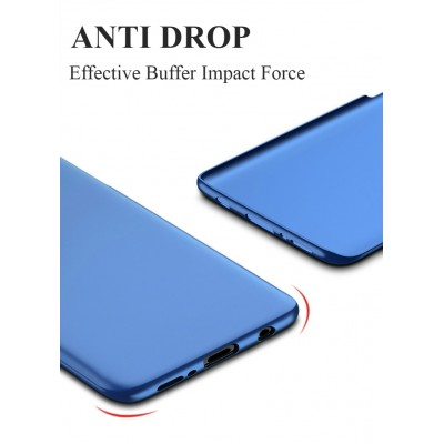 Carcasa spate slim blue Samsung Galaxy J6 2018