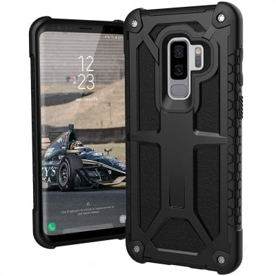 Husa UAG black Samsung Galaxy S8 Plus