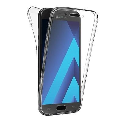 Husa 360 silicon fata-spate Samsung Galaxy A5 2017