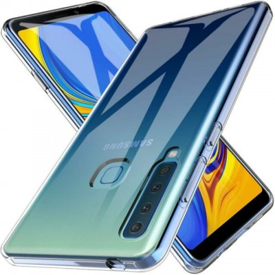 Husa silicon slim clear Samsung Galaxy A9 2018