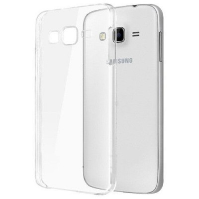 Husa silicon slim clear Samsung Galaxy J3 2016