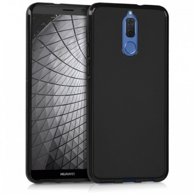 Husa silicon slim black Huawei Mate 10 Lite
