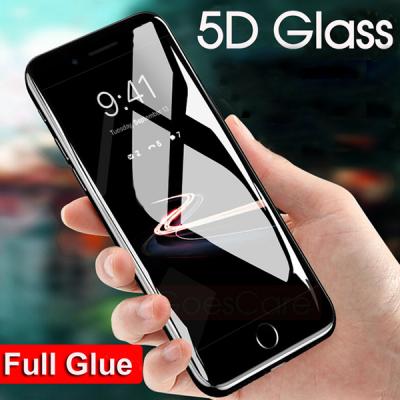 Folie sticla 5D Full Adeziv pentru Samsung Galaxy J4 (2018), Black