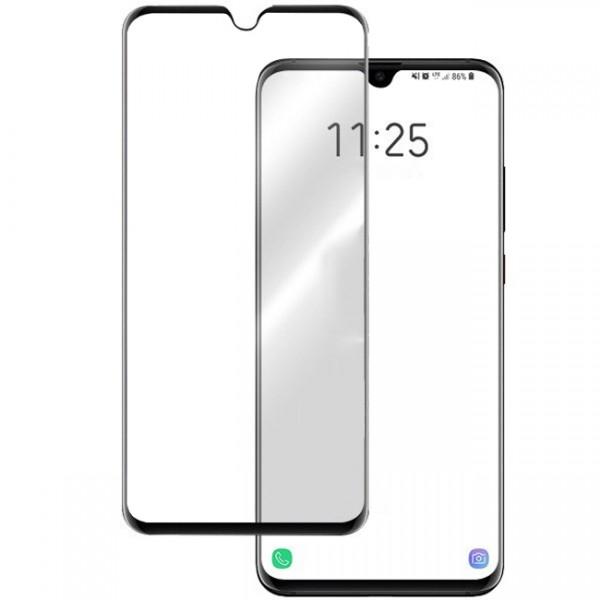 Folie sticla full glue black pentru Huawei P30 Lite