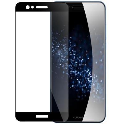 Folie sticla black 5D Huawei Nova 2 Plus