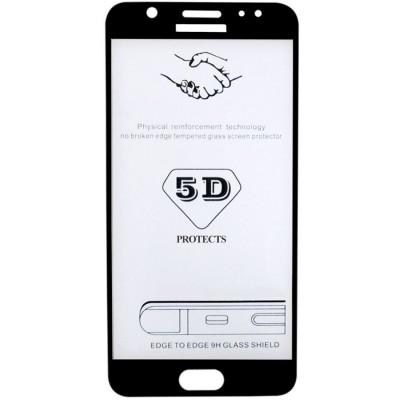 Folie sticla full glue black pentru Samsung Galaxy J3 2017 / J3 Pro
