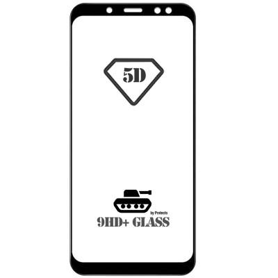 Folie sticla full glue black pentru Samsung Galaxy A6 2018