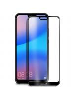 Folie sticla 5D Full pentru Huawei P20 Pro, Black