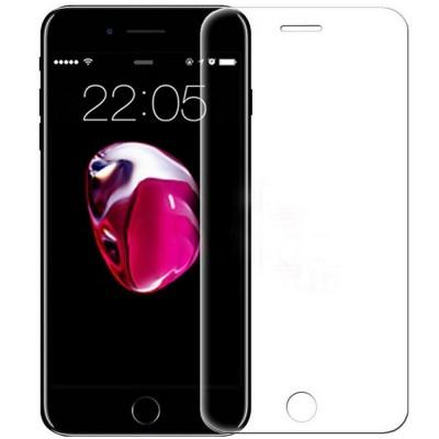 Folie sticla 5D Full pentru iPhone 7 Plus / iPhone 8 Plus, Clear