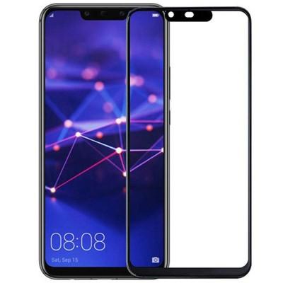 Folie sticla curbata 5D Full pentru Huawei Mate 20 Pro, Black