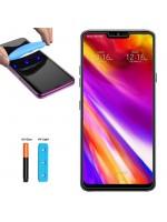 Folie sticla Full UV pentru LG G7