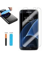 Folie sticla Full UV pentru Samsung Galaxy S7 Edge