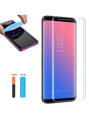Folie sticla UV Samsung Galaxy S9 Plus