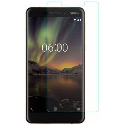 Pack 2 x folie sticla pentru Nokia 6.1 / Nokia 6 (2018)
