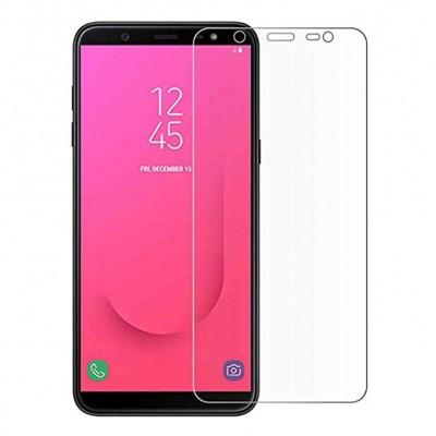 Pack 2 x folie sticla pentru Samsung Galaxy A8 Plus (2018)