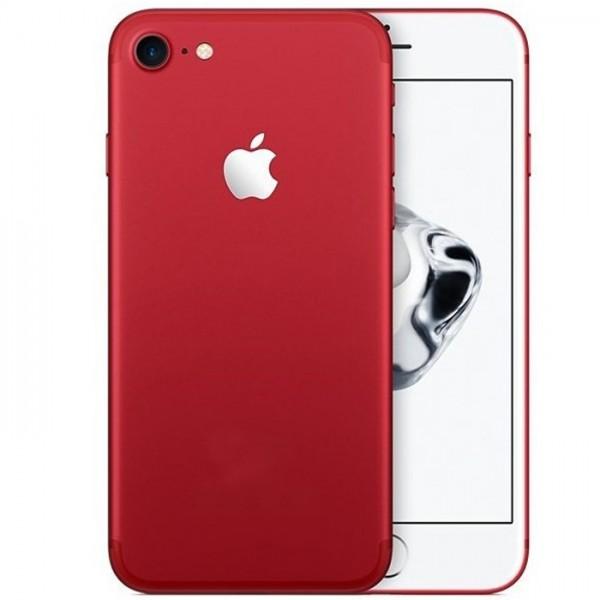 Sticker spate pentru iPhone 7, Red