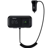 Incarcator auto Baseus S16, AUX, Remote, Emitator FM Inalta Calitate, Bluetooth, 15W 3.1A