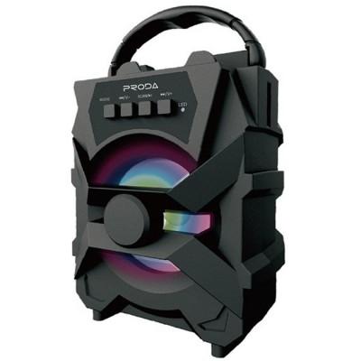Boxa portabila Proda PD-S500, 5W, Bluetooth, Radio FM, AUX, USB, 1200mAh