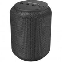 Boxa portabila T6 Mini, Bluetooth 5.0, 360 Surround, 15W, 2500mAh, Black