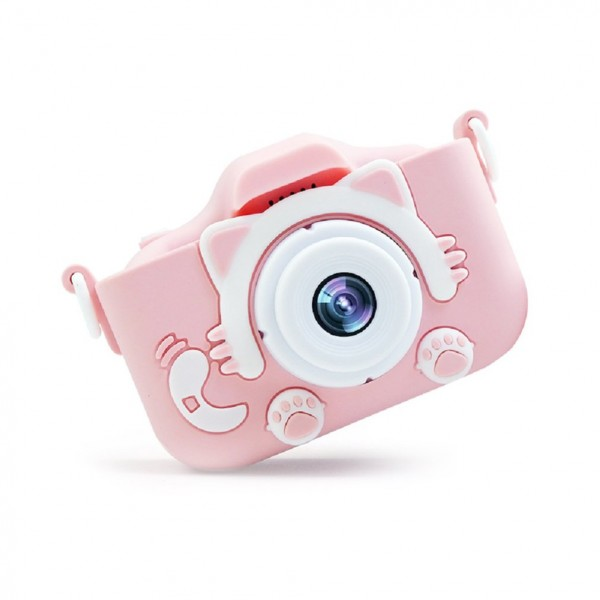 Camera foto digitala pentru copii NYTRO X5, functie foto/video, 12MP, Pink
