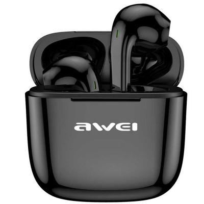 Casti AWEI Wireless In-Ear Bluetooth 5.0 T26 TWS IPX4 Black