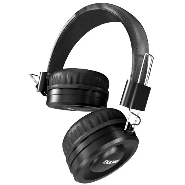 Casti cu fir over-ear Dudao X21, 3.5mm, HiFi BASS, Black
