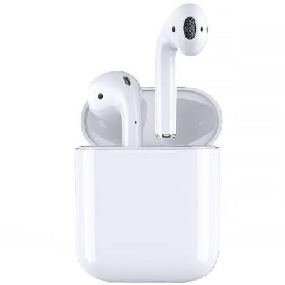 Casti wireless TWS i22, Bluetooth 5.0, Noise Reduction, Microfon, White