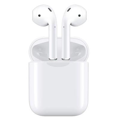 Casti wireless TWS i500, Bluetooth 5.0, Bass, HIFI, Noise Reduction, Dual Microfon, Incarcare Wireless, White