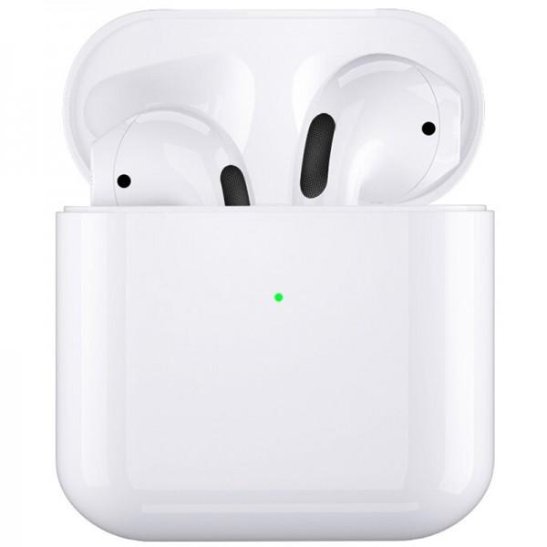 Casti wireless Nytropods TWS Pro 4 Mini, Bluetooth 5.0, Senzori Touch, White