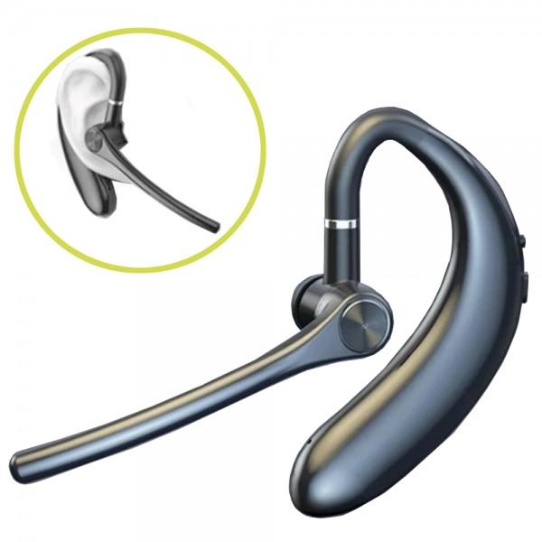 Casca bluetooth NYTRO S209, Bluetooth 5.0, Multipoint 2 Dispozitive, Microfon HD