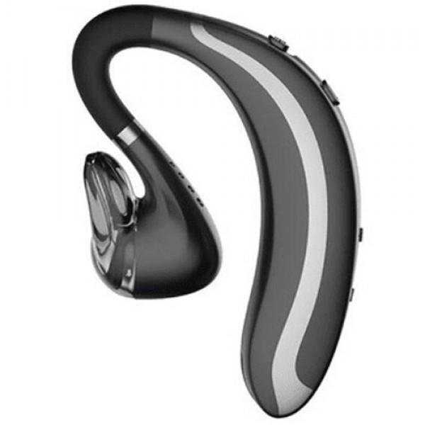 Casca bluetooth S308, Bluetooth 5.0, MultiPoint, Rotire 360, Autonomie Mare, Black
