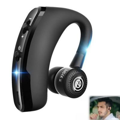 Casca Bluetooth V9 Pro, Autonomie Mare, Microfon, Utilizare partea stanga/dreapta, HD Voice