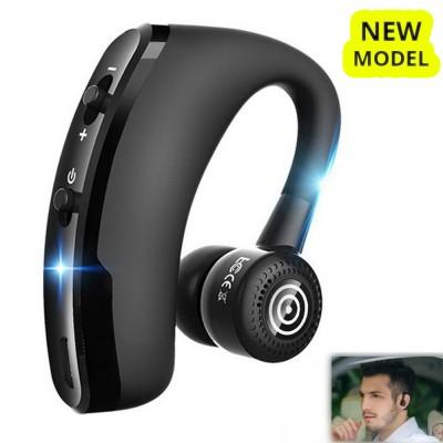 Casca Bluetooth NYTRO V9 Plus, Autonomie Mare 10h, Microfon, Utilizare partea stanga/dreapta, HD Voice