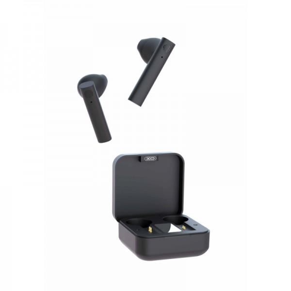 Casti wireless XO-X2 TWS, Touch, Microfon, Bluetooth, Afisaj Procentaj
