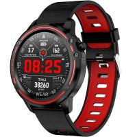 Ceas smartwatch Microwear L8, 1.2-inch Full Touchscreen, Bluetooth, IP68