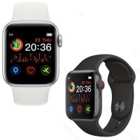 Ceas smartwatch X6 44mm, Bluetooth, Full Touch, Functie telefon, Senzori Monitorizare