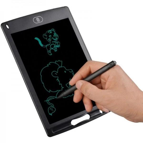 Tableta desen grafica, 8.5 inch, Rescriptibila, Creion Stylus